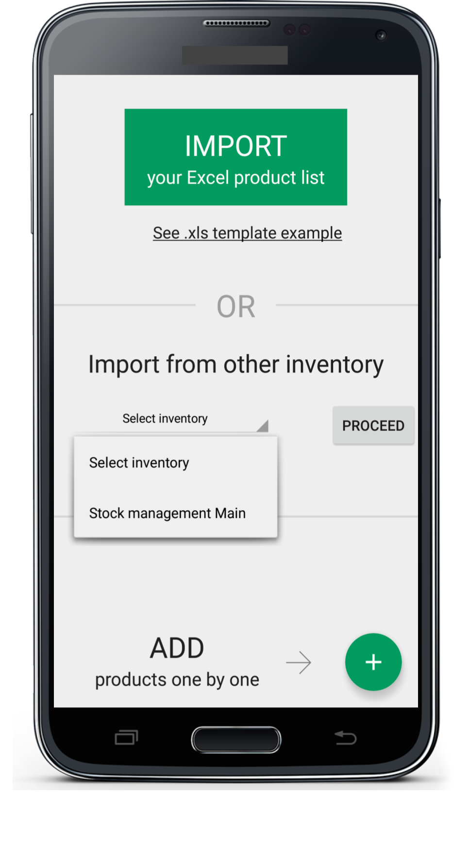 Mobile Inventory Mockup2